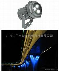 3*3W大功率LED5°窄光投射燈