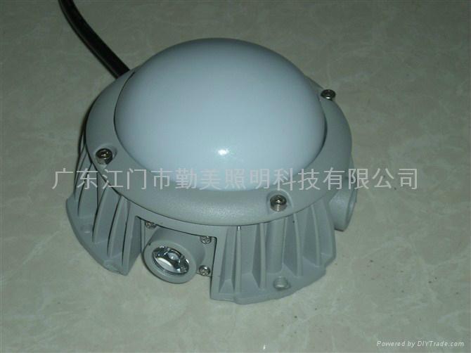 15W大功率LED五面發光外控全彩點光源 4
