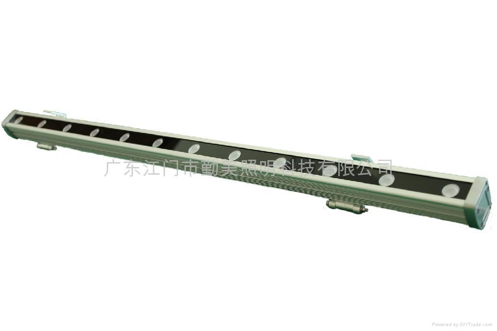 20W大功率LED科瑞芯片線型洗牆燈 2