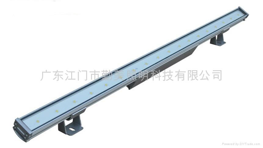 20W大功率LED科瑞芯片線型洗牆燈 5