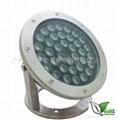 LED30W大功率音樂噴泉燈 3