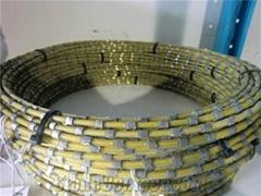 GRANITE PROFILING DIAMOND WIRE