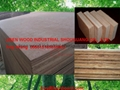 28mm apitong container flooring plywood