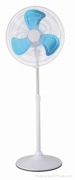 Top sale 18 inch powerful industrial metal stand fan china electric fan supplier 1