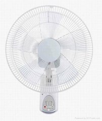 16 inch hydroponic greenhouse agriculture oscillating wall mounted fan with SAA