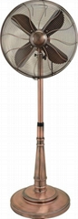 16 inch classical elegant oscillation 100% copper motor metal industrial fan