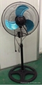 18 inch industrial stand fan with big
