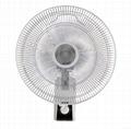 2015 Best sell Australia 16inch 40cm high speed SAA standard wall mounted fan  1