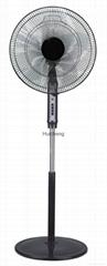 2015 New SAA standard pedestal fan / elegant design pedestal fan for Australia