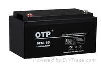 廣東歐托匹UPS電池 1