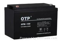 广东欧托匹UPS电池 2