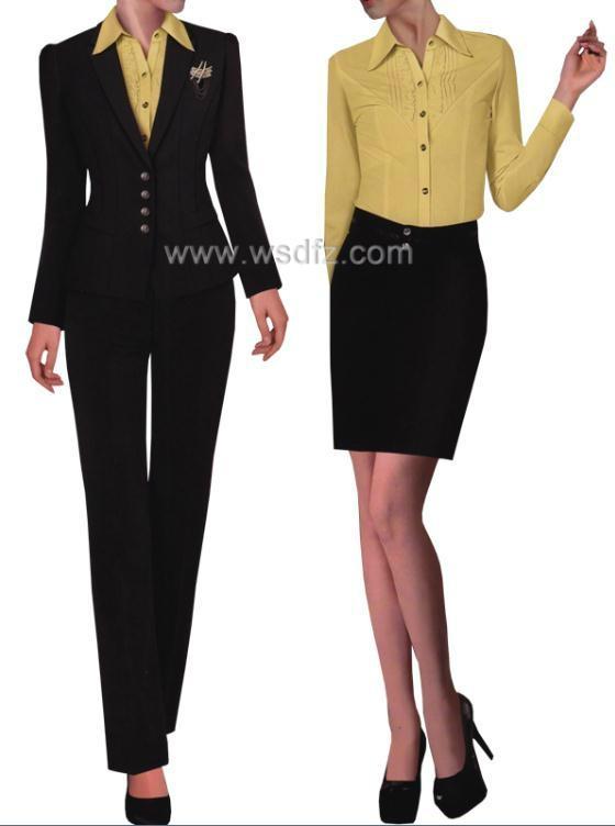 女职业装 1