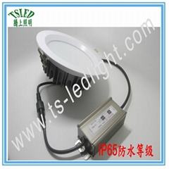 5 inch 18W Waterproof led downlight IP65
