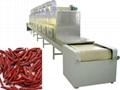 microwave spice drying and sterilization machine-condiment dryer sterilizer