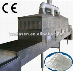 Industrial fertilizers microwave dryer equipment-Chemical powder drying machine
