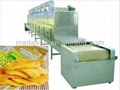 Dried fruits microwave drying equipment-fruit slice dryer machine 1