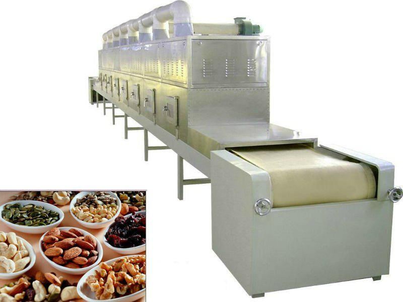 Dried fruits microwave drying equipment-fruit slice dryer machine 3