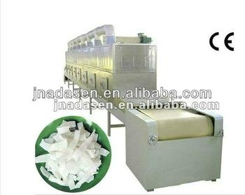 Dried fruits microwave drying equipment-fruit slice dryer machine 4