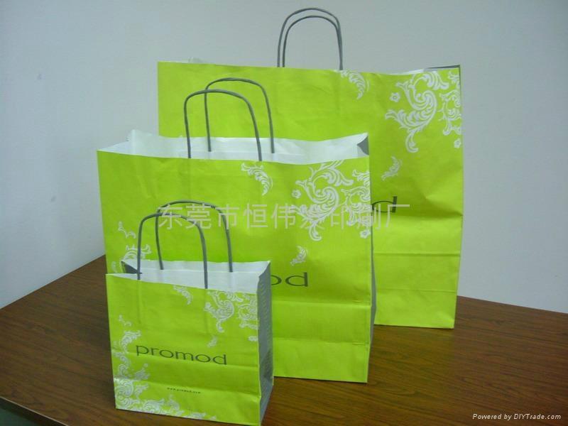 长安纸袋 3