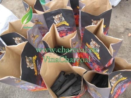 HIGH QUALITY SOFTWOOD CHARCOAL FOR BARBECUE (BBQ) 2