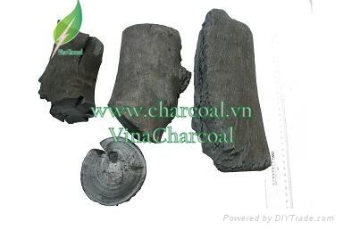 Smokeless sparkless high quality hardwood charcoa grill 1