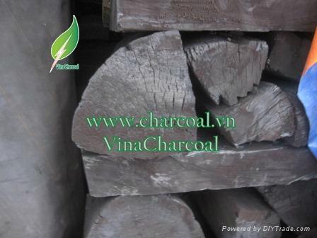 Smokeless sparkless high quality hardwood charcoa grill 4