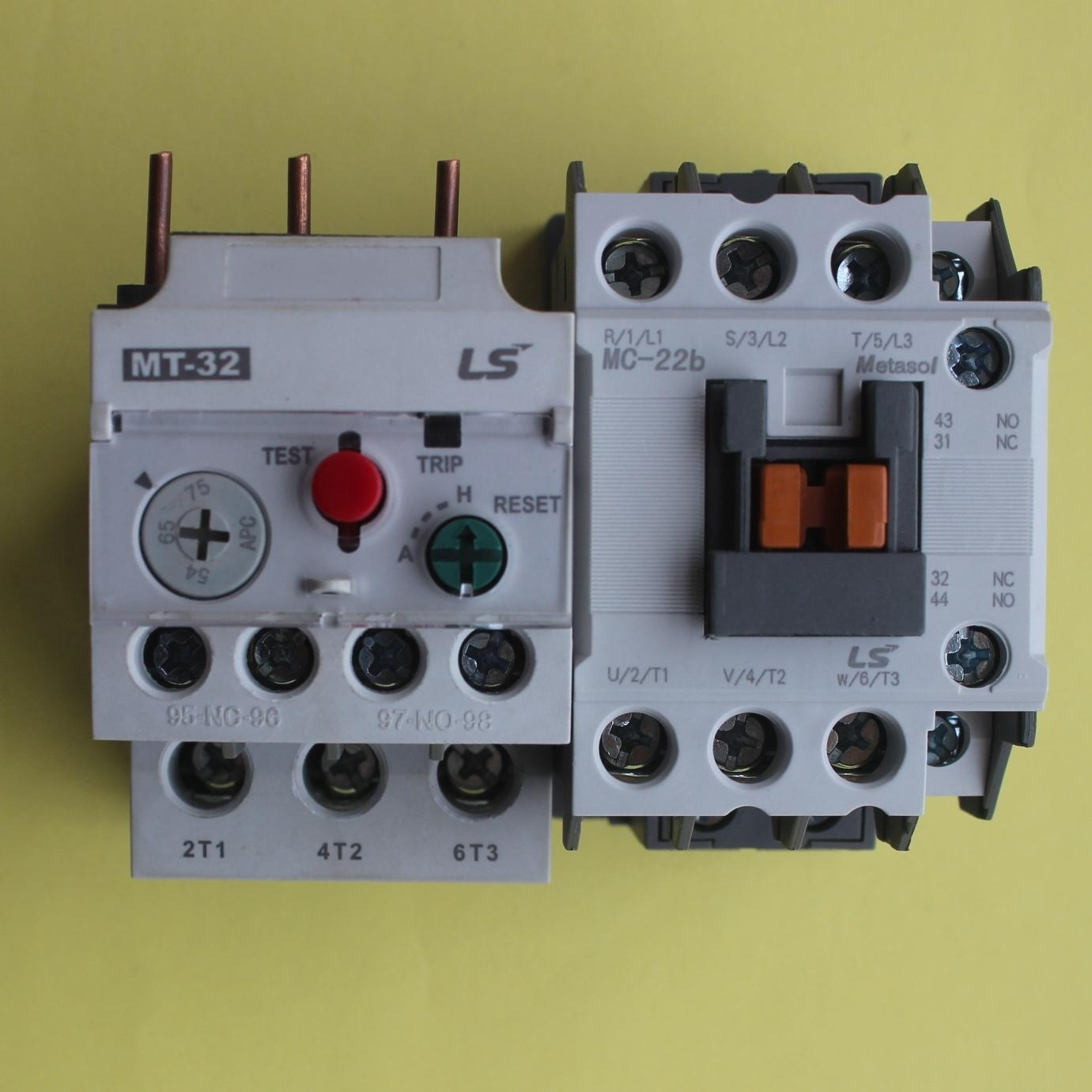 Metasol Mt Thermal Overlaod Relay 32 63 95 China Quality Mccbmoulded Case Circuit Breaker For Sale
