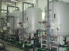 湖泊井水處理設備