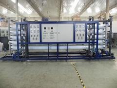 2×25t/h反渗透系统