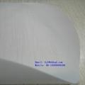 White TPU Coated Ripstop Nylon Fabric