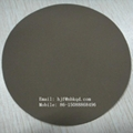 Fire Resistant Coyote Hypalon Fabric Sheet for Military 1.2mm 3