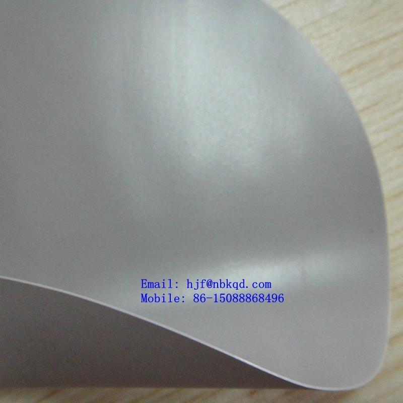 ISO10993生物相容性阻燃PVC膜充氣膜 1
