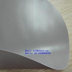 0.3mm Antibacterial Flexible Soft PVC Sheet for Blood Pressure Bag