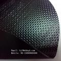 610 gsm Black Vinyl Coated Polyester