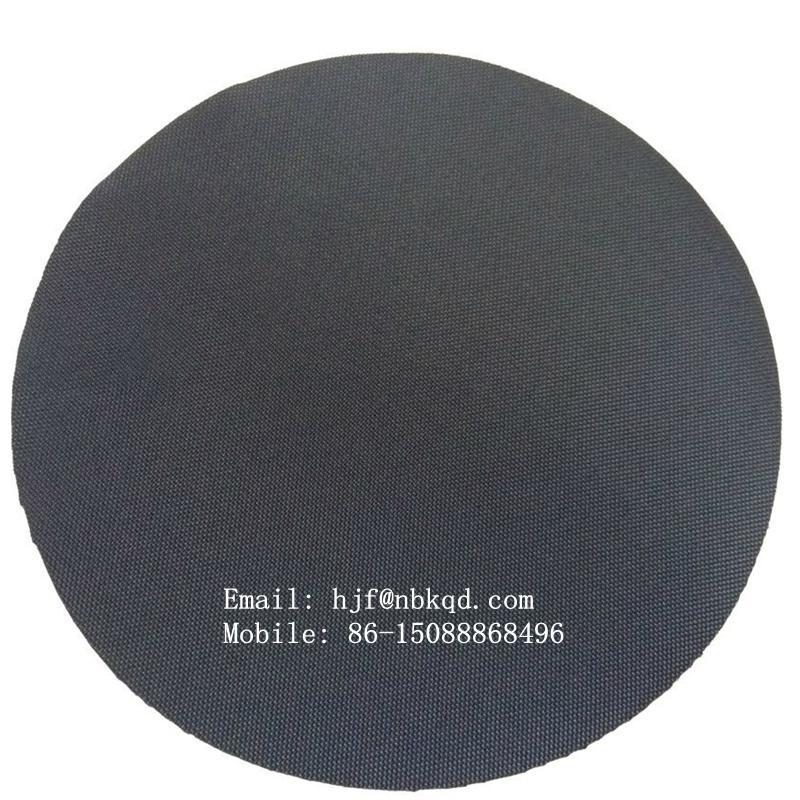 Antibacterial Flame Retardant 200D Nylon Oxford Fabric with Polyurethane Coating 3