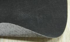0.45mm Black Rubberized