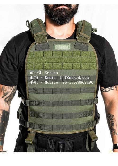 0.6MM軍綠色海珀龍戰朮背心布料 1