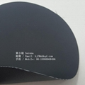 0.5mm黑色阻燃防火玻纖布雙面PVC膠 B1阻燃 3