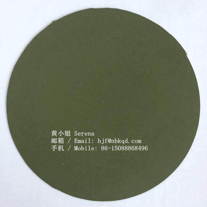 0.6MM軍綠色海珀龍戰朮背心布料 2