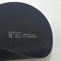 雙面霧面海帕龍橡膠布1.0mm黑色 箱包底布 5