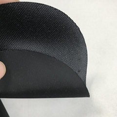 One Side Hypalon Polyester Fabric for Protection 1.2mm thick
