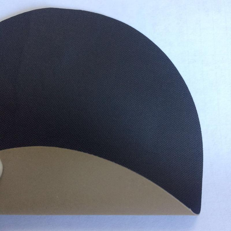 One Side Hypalon Polyester Fabric for Protection 1.2mm thick 4