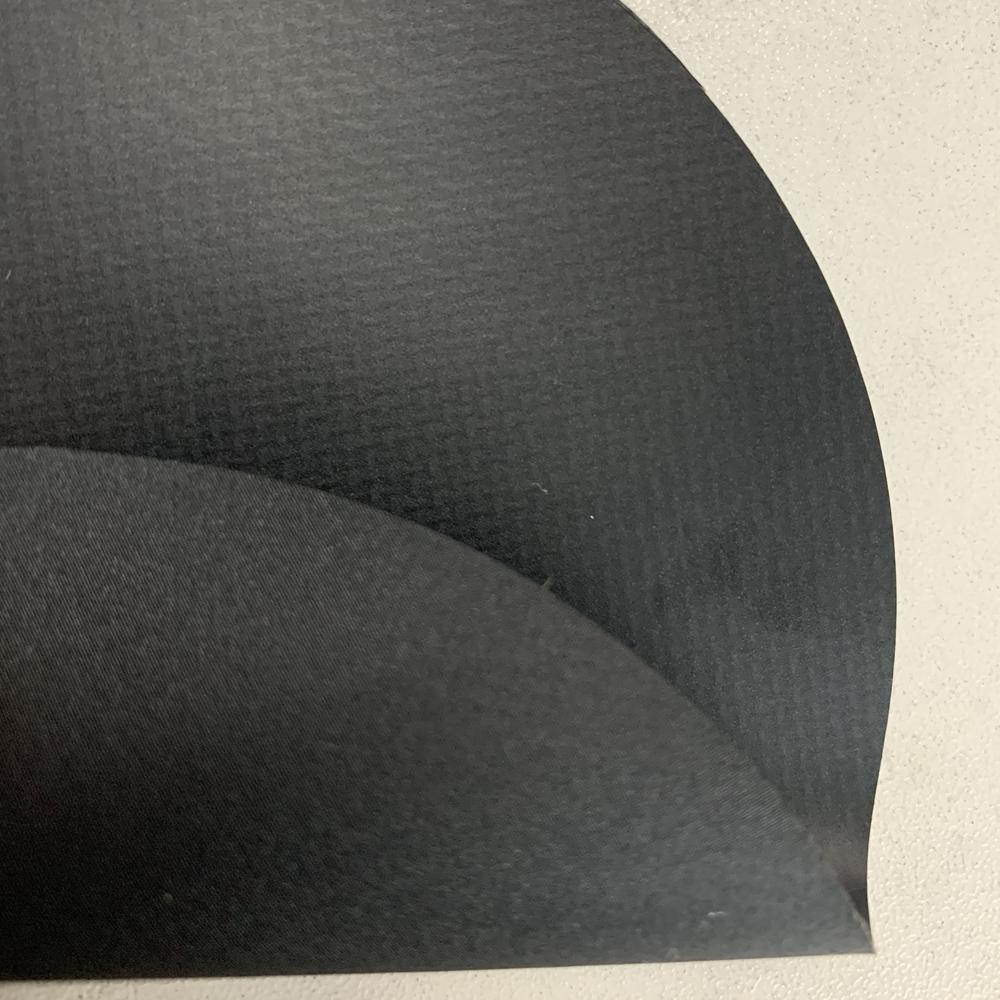0.6mm生物相容性白色PVC夾網布料1000D 5