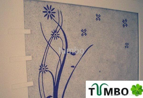Bulk wall decoration Europe character natural fiber silk plaster wallpaper OEM 1