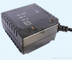 二維固定式條碼掃描器IVY8050