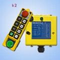 台湾沙克工业无线遥控器起重机遥控器SAGA-K2 1