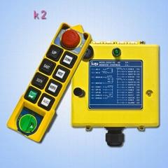 台湾沙克工业无线遥控器起重机遥控器SAGA-K2