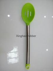 食品級硅膠勺 硅膠廚具用品