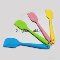 食品级硅胶刮刀 硅胶厨具用品