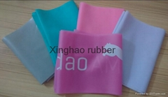 100% pure latex fittness band/ heat